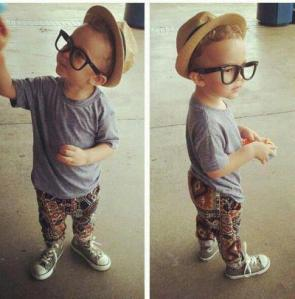 Coolest kid