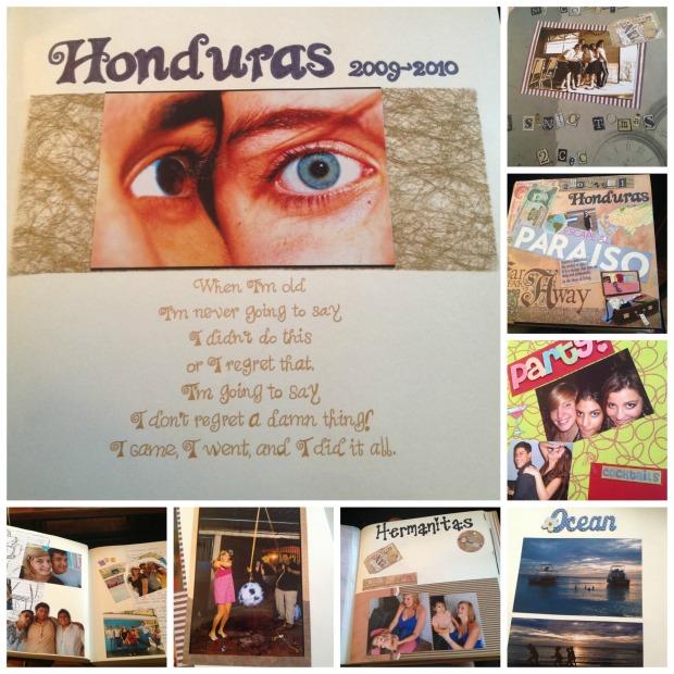 Honduras collage